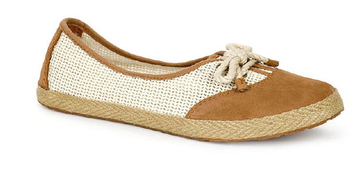 UGG Australia® Catrin Couchet, Chestnut Shoe