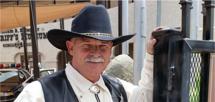 SD Sheriff Museum Sheriff