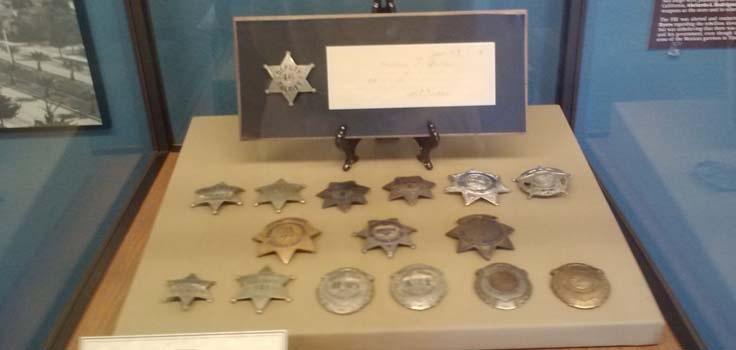 SD Sherrif Museum Badges