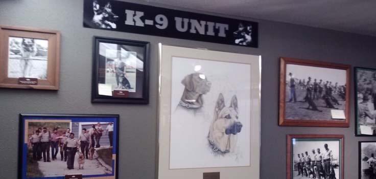 sd sherrif museum k-9