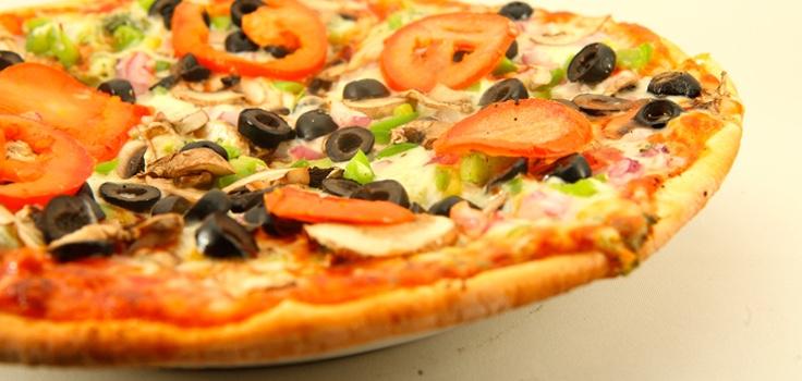 Gregorio's Italian Restaurant in Carlsbad Pizza