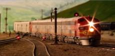 San Diego Model Railroad Museum Balboa Park