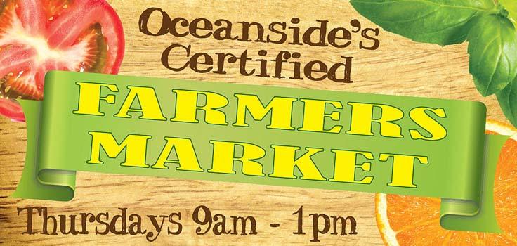 Oceanside's Certified Framers Market