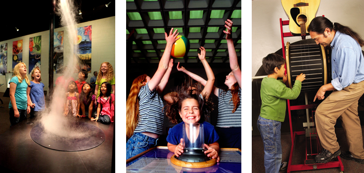 Iconic Exhibits at Fleet Science Center