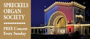 Spreckels Organ Pavillion