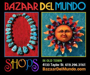 Bazaar Del Mundo Shops