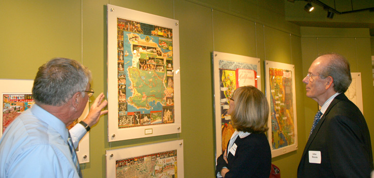 Map & Atlas Museum of La Jolla