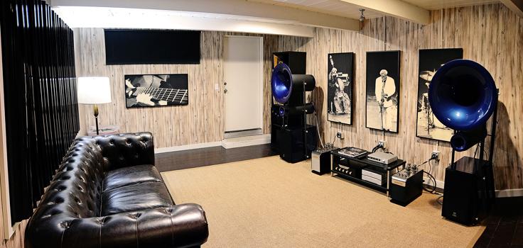 Alma Music & Audio in La Jolla