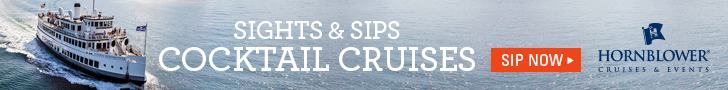 Hornblower Cruises and Events Sights and Sips