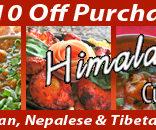 Himalayan Cuisine La Masa