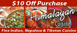 Himalayan Cuisine La Mesa