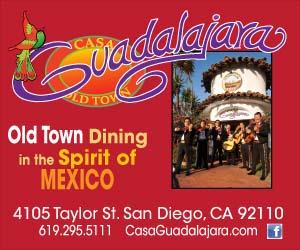 Casa Guadalajara Mexican Restaurant