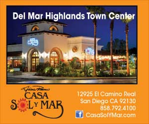 Casa Sol Y Mar Restaurant in Del Mar