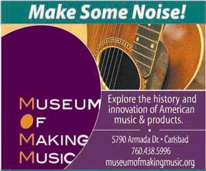 Musuem of Making Music big box banner