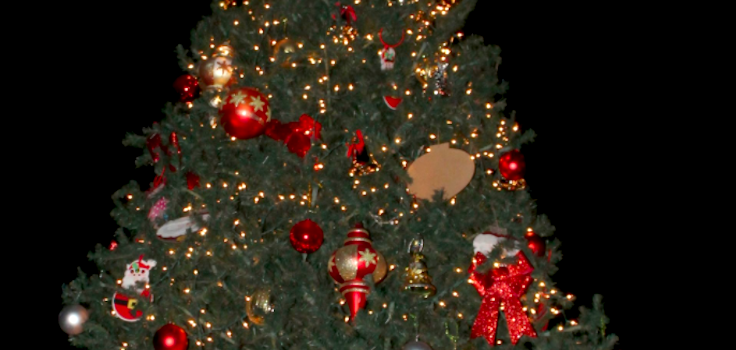 every year the ramona chamber of commerce hosts the annual christmas tree lighting on the first saturday in december this year from 5 8 pm dec 2 - Mythbusters Christmas Tree