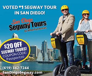 Segway San Diego Tours