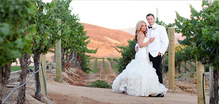 De Portola Wine Trail Weddings