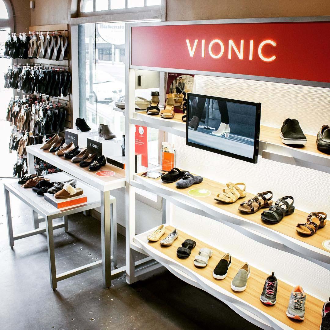 597dda713f4a8 Meet A Vionic Representative TODAY at Birkenstock San Diego Store in  Encinitas!