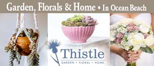 Thistle Garden Floral Home