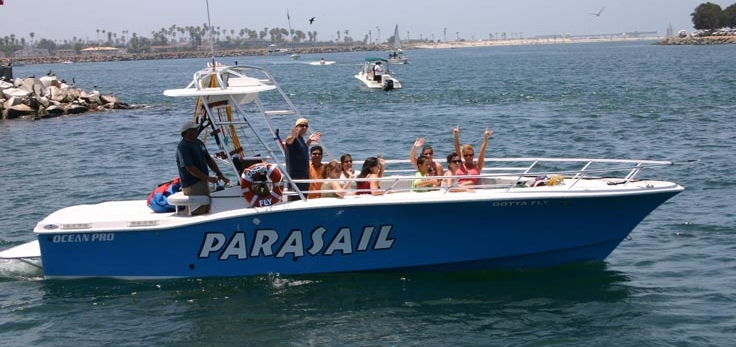san diego parasailing adventure group