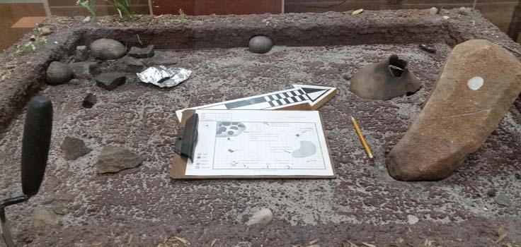 SDAC Excavation Exhibit