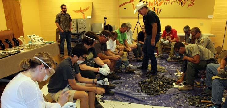 SDAC Flintknapping Workshop