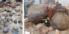 San Diego Archaeology Center Escondido Pottery Exhibit copy