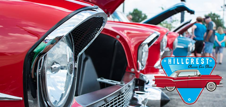 Rev Your Engines For Monthly Car Show Cruises In Hillcrest - San diego car show 2018