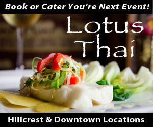 Lotus Thai Restaurant San Diego