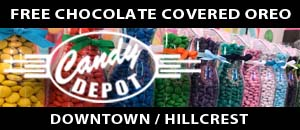 Candy Depot Hillcrest San Diego Coupon