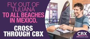 Cross Border Xpress Tijuana