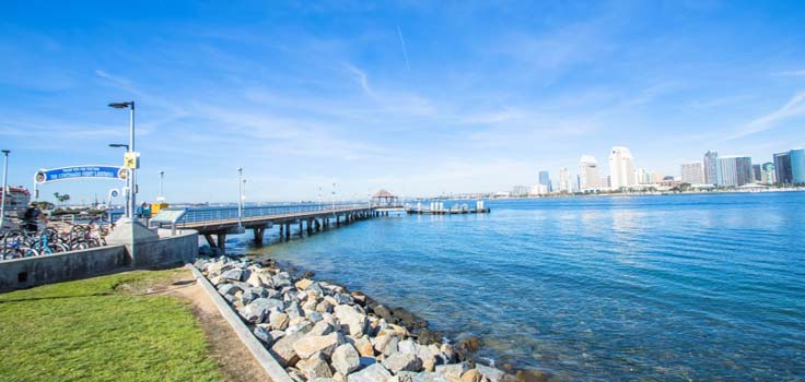 Coronado Port of San Diego