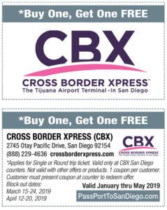 CBX coupon cross border express