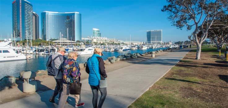 Embarcadero Port of San Diego