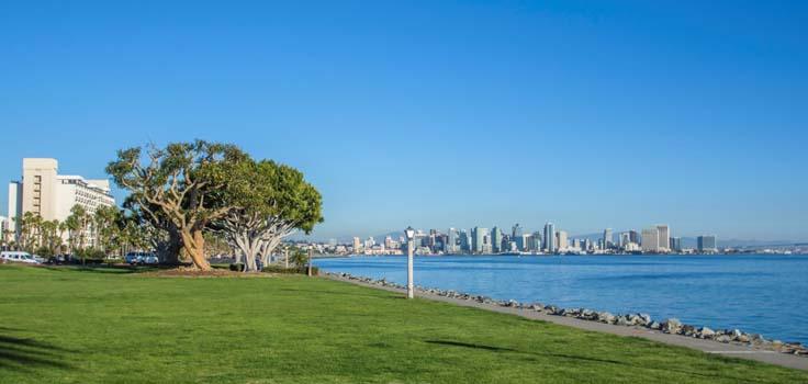 Harbor Island Port of San Diego