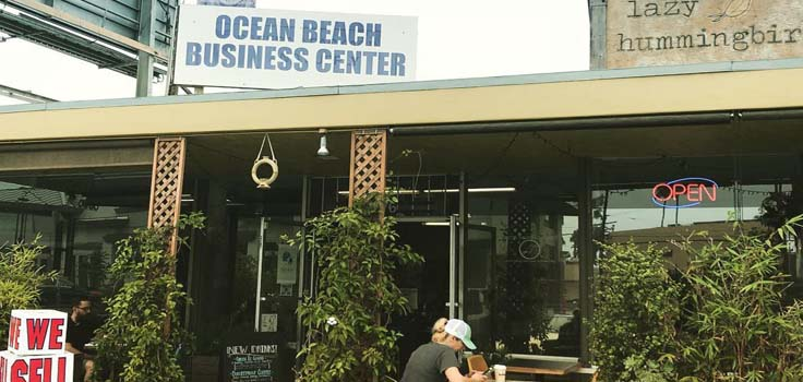 OCEAN BEACH BUSINESS CENTER 6