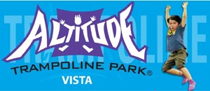 Altitude Trampoline Park Vista