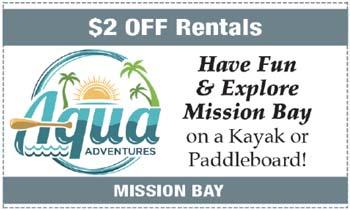 Coupon for Aqua Adventures