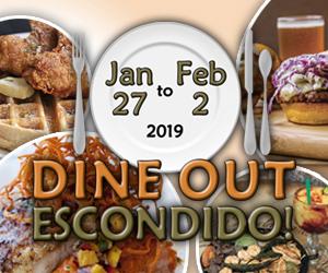 Escondido Restaurant Week