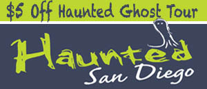 $2 Off Haunted Ghost Tour