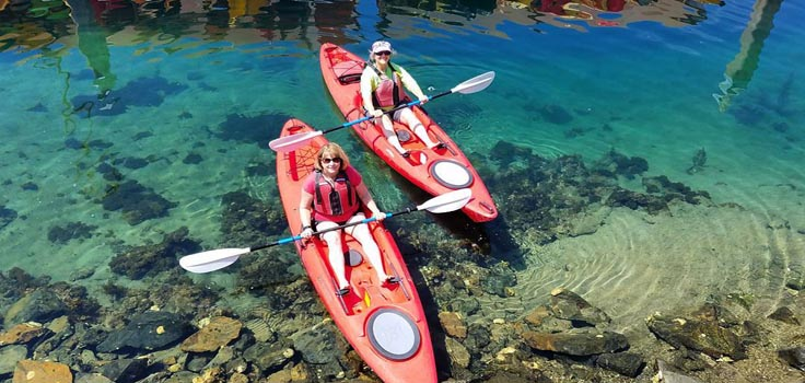 Aqua Adventures Kayaking Paddleboards, rentals