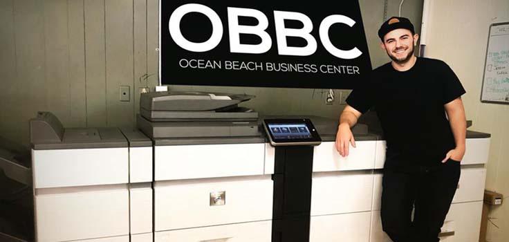 OCEAN BEACH BUSINESS CENTER 1
