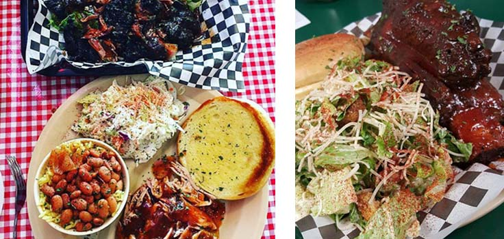 Abbey's Real Texas BBQ in Mira Mesa