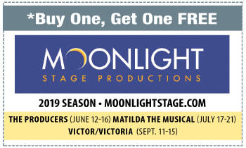 Coupon for Moonlight Stage Productions