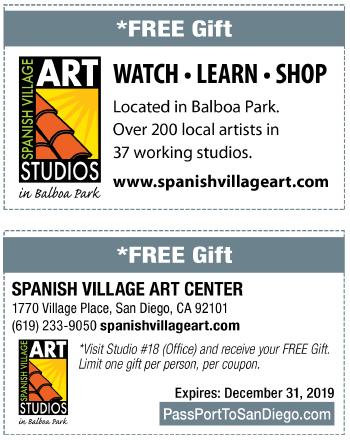 Spanish Village Art Center-Largest Collection of Studio Artists