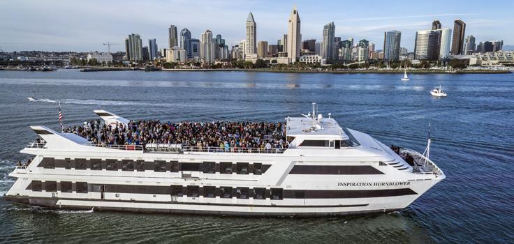Hornblolwer Dinner Cruises