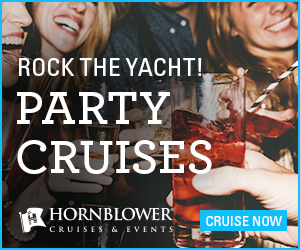 Hornblower Cruises Sights and Sips Cruises