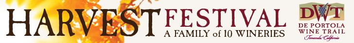 De Portola Wine Trail Harvest Festival