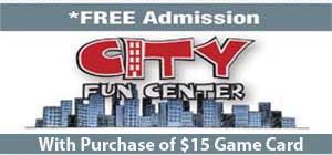 City Fun Centers