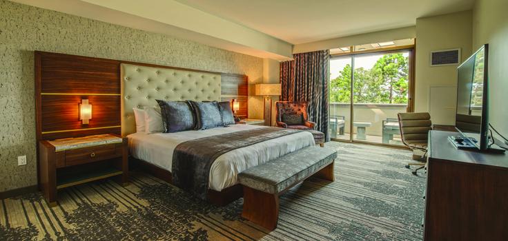 Resort King Room With Balcony